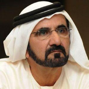 Mohammed bin Rashid Al Maktoum Age