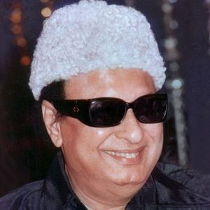 M. G. Ramachandran Age