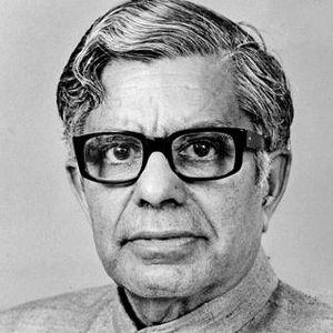 Chidambaram Subramaniam Age