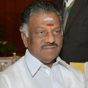 O. Panneerselvam Age