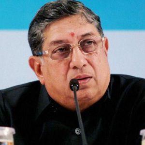 N. Srinivasan Age