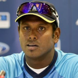 Angelo Mathews Age
