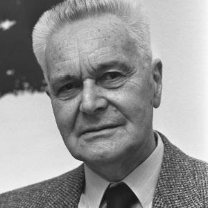 Jan Tinbergen Age