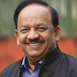 Harsh Vardhan Age