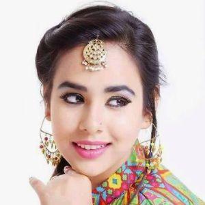 Sunanda Sharma Age