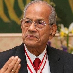 E. Sreedharan Age