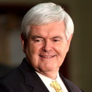 Newt Gingrich Age