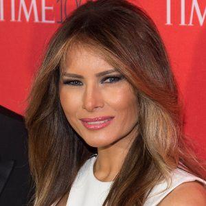 Melania Trump Age