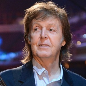 Paul McCartney Age