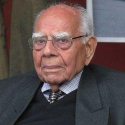 Ram Jethmalani Age