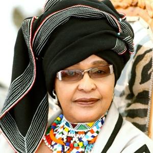 Winnie Madikizela-Mandela Age