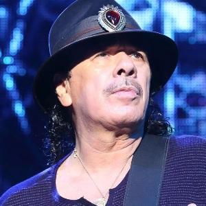 Carlos Santana Age