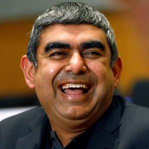 Vishal Sikka Age