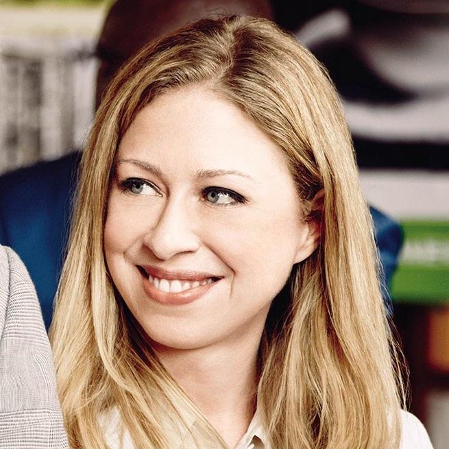 Chelsea Clinton Age