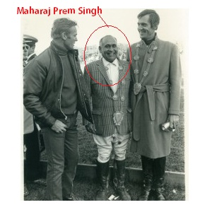Maharaj Prem Singh Age