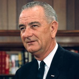 Lyndon B. Johnson Age