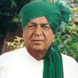 Chaudhary Devi Lal Age