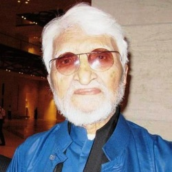 M. F. Husain Age