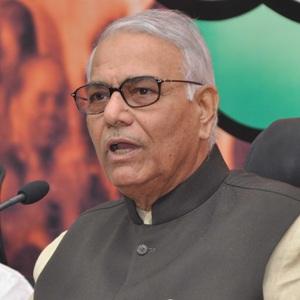 Yashwant Sinha Age