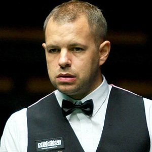 Barry Hawkins Age