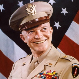 Dwight D. Eisenhower Age