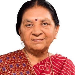 Anandiben Patel Age