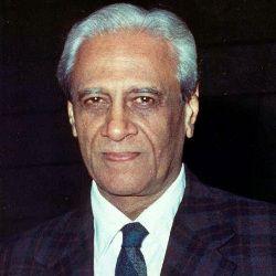 Satish Dhawan Age